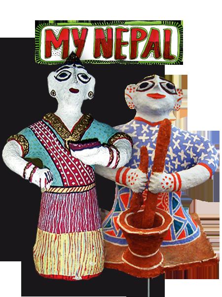 My Nepal Skulpturen