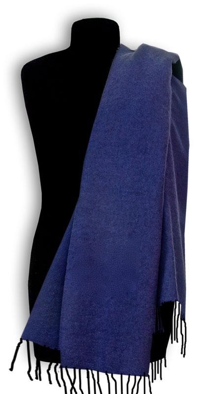 Pashmina blue