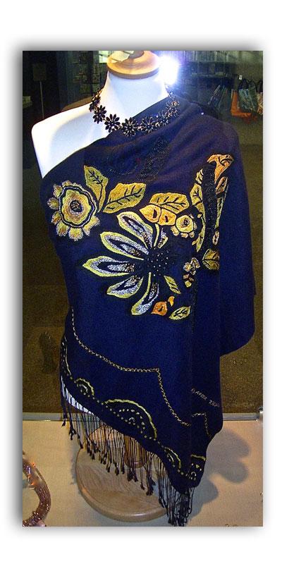 cashmere shawl judith